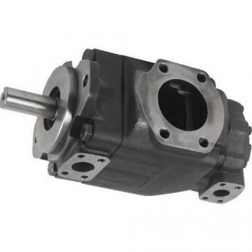 Yuken PV2R23-26-116-F-RAAA-41 Double Vane Pumps